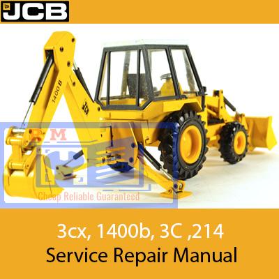 jcb 1400b service manual